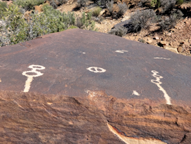 Cottonwood Valley Petroglyph Site