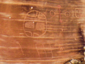 pictographs & petroglyphs