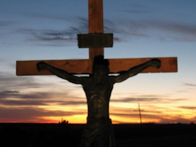 The Cross at Groom, TX.